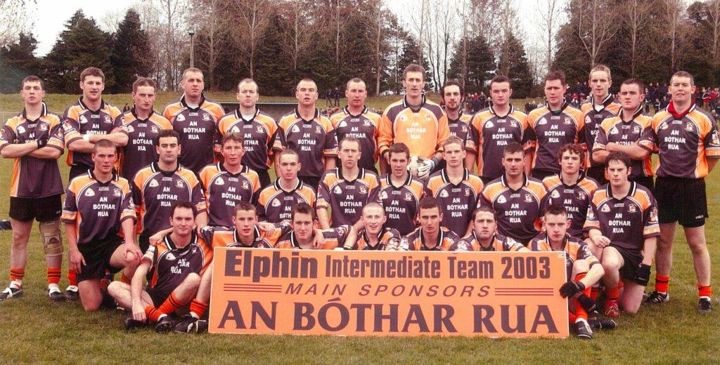 2003 intermediate champions