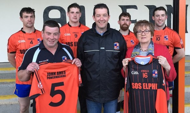 Elphin Sponsor Draw winners 2015