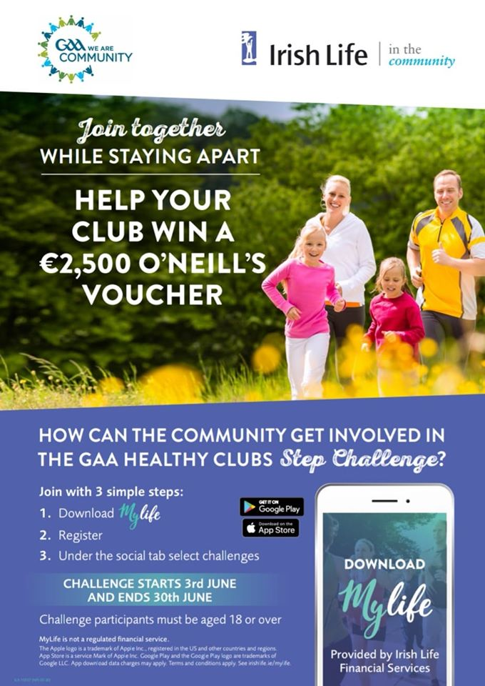 Healthy Clubs Step Challenge